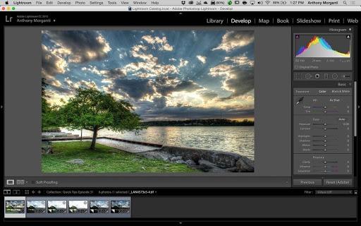 Adobe Lightroom descargar