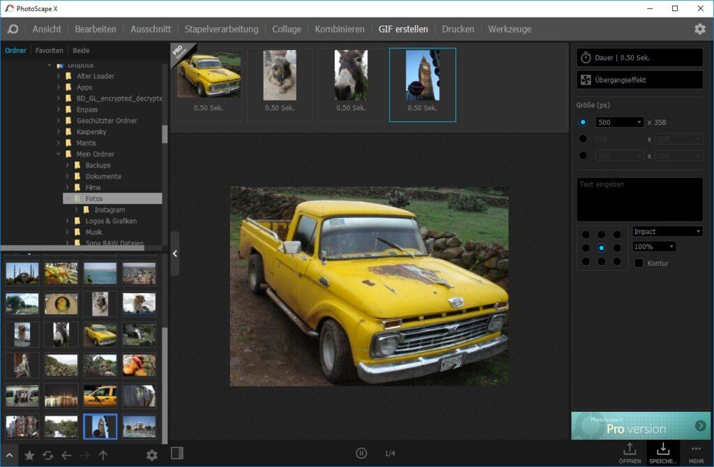 Photoscape editor de fotos