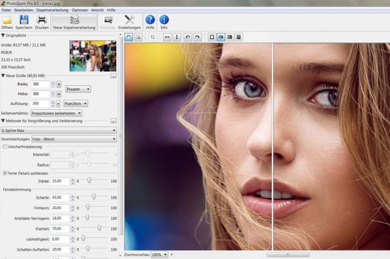 Descargar BenVista PhotoZoom Pro para Pc