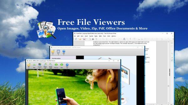Descargar Free File Viewer para Windows