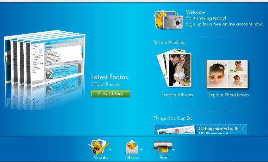 Descargar HP Photosmart Essential