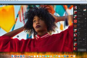 Pixelmator Photo para Mac.