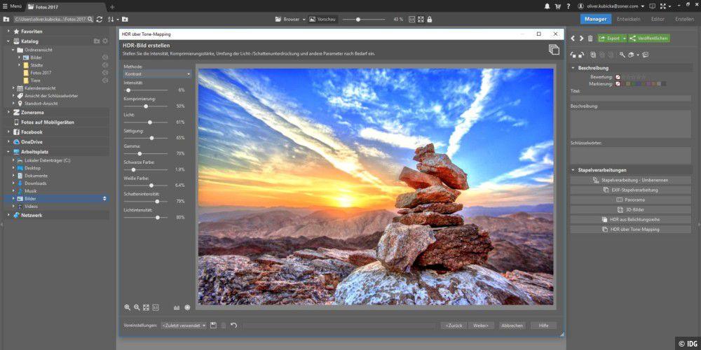 descargar Zoner Photo Studio X