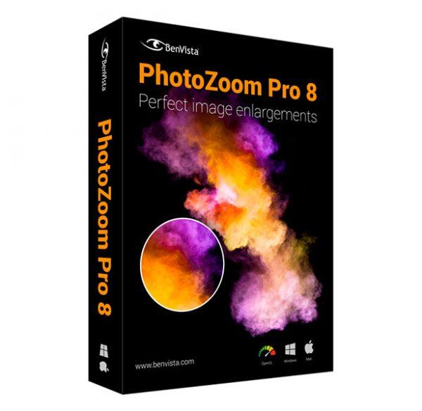 logo PhotoZoom pro